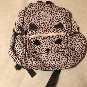 Gap Kids Cat Backpack